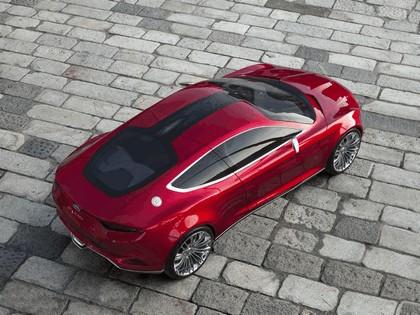2011 Ford Evos concept 4