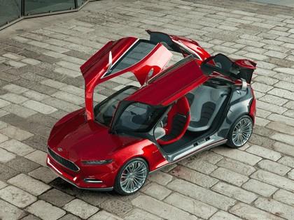 2011 Ford Evos concept 5