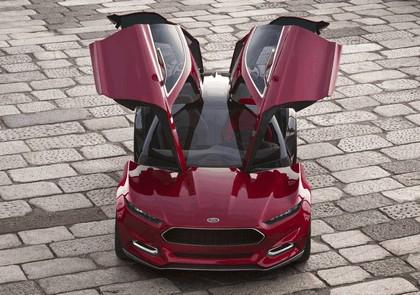 2011 Ford Evos concept 10