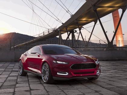 2011 Ford Evos concept 12