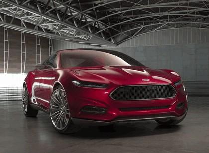 2011 Ford Evos concept 13