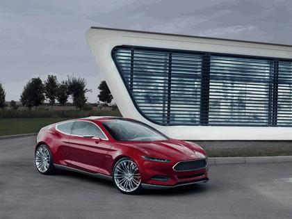 2011 Ford Evos concept 14