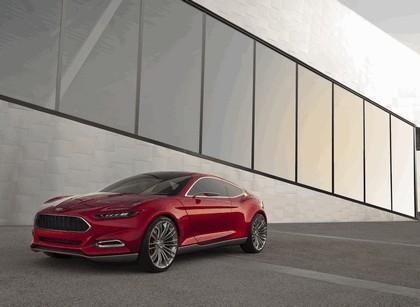 2011 Ford Evos concept 15