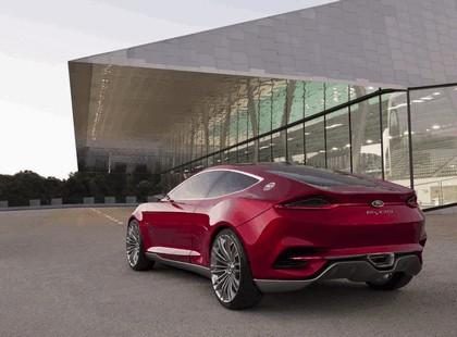 2011 Ford Evos concept 16
