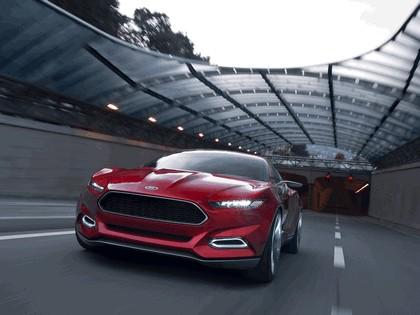 2011 Ford Evos concept 18