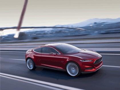 2011 Ford Evos concept 19