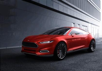 2011 Ford Evos concept 22