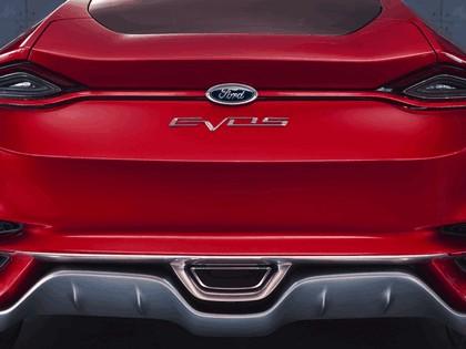 2011 Ford Evos concept 28