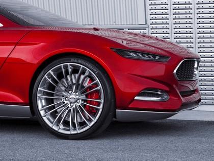 2011 Ford Evos concept 30
