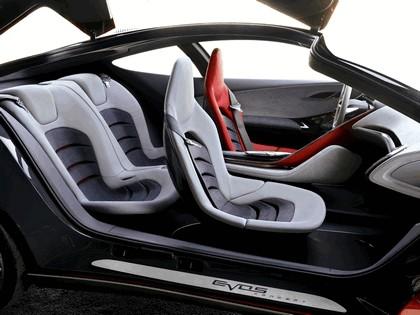 2011 Ford Evos concept 34