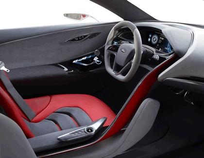 2011 Ford Evos concept 37