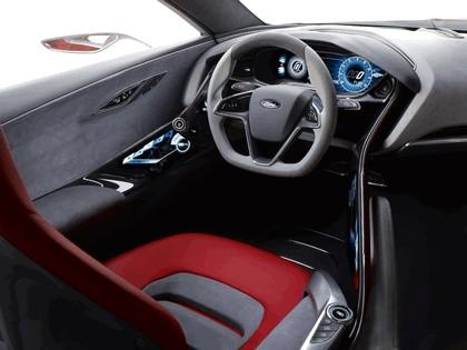 2011 Ford Evos concept 38