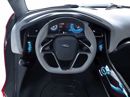 2011 Ford Evos concept 40