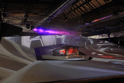 2011 Ford Evos concept 50