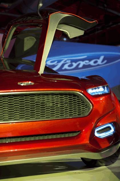 2011 Ford Evos concept 70