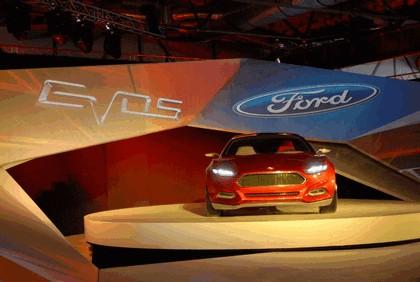 2011 Ford Evos concept 85