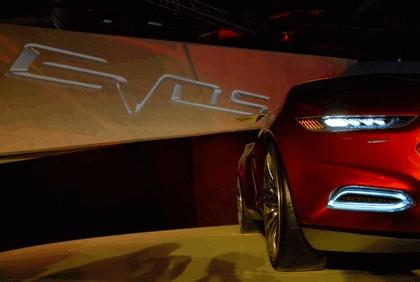 2011 Ford Evos concept 86