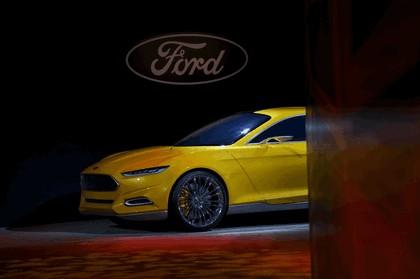 2011 Ford Evos concept 90
