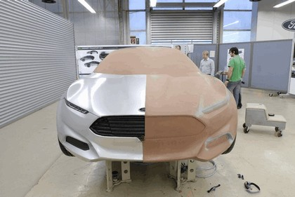 2011 Ford Evos concept 93
