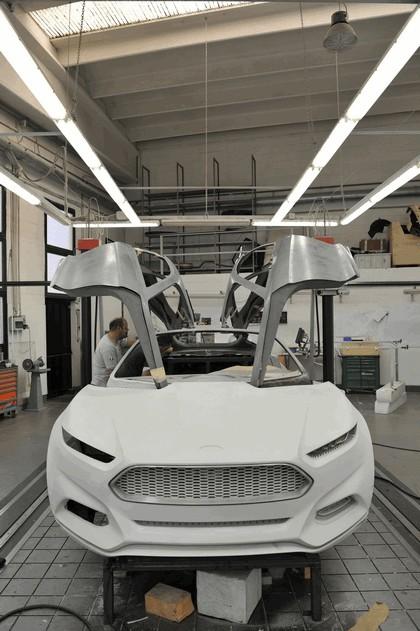 2011 Ford Evos concept 96
