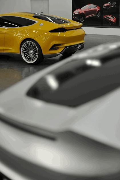 2011 Ford Evos concept 100