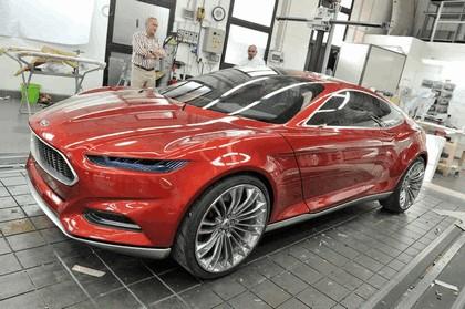 2011 Ford Evos concept 110