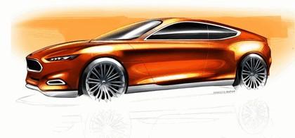 2011 Ford Evos concept 115