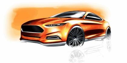 2011 Ford Evos concept 116