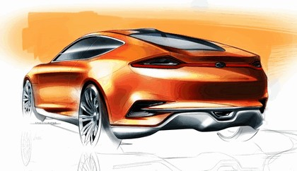 2011 Ford Evos concept 117