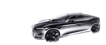 2011 Ford Evos concept 120