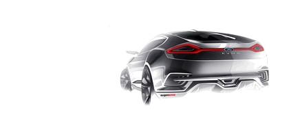 2011 Ford Evos concept 121
