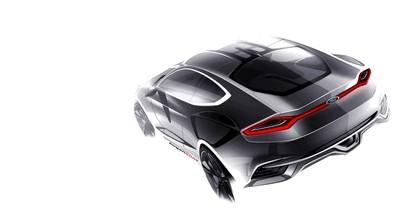 2011 Ford Evos concept 122