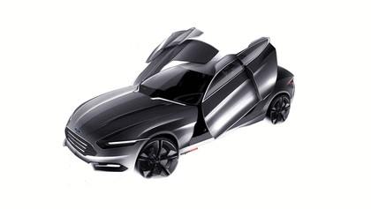 2011 Ford Evos concept 124