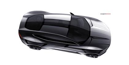 2011 Ford Evos concept 125