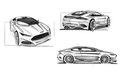 2011 Ford Evos concept 129