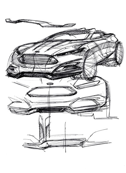 2011 Ford Evos concept 131