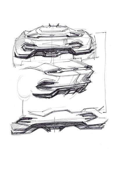 2011 Ford Evos concept 132