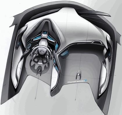 2011 Ford Evos concept 135