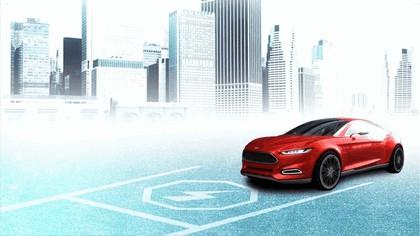2011 Ford Evos concept 143