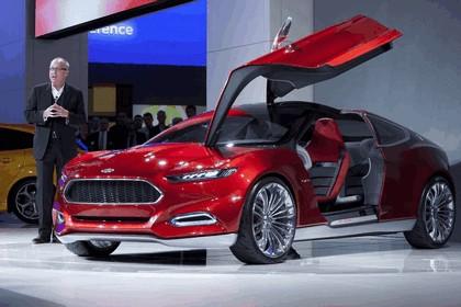 2011 Ford Evos concept 146