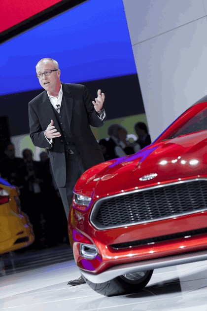 2011 Ford Evos concept 147