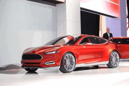 2011 Ford Evos concept 148