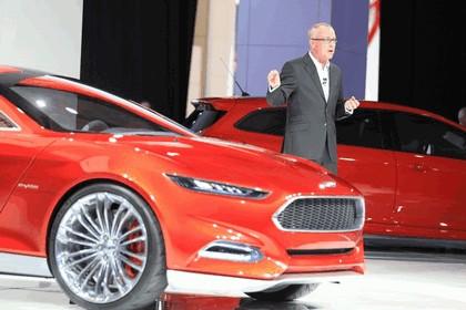 2011 Ford Evos concept 150