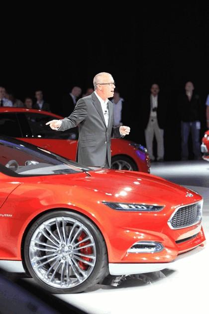 2011 Ford Evos concept 151
