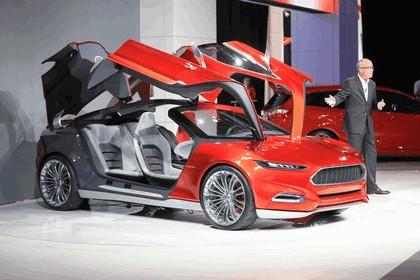 2011 Ford Evos concept 153