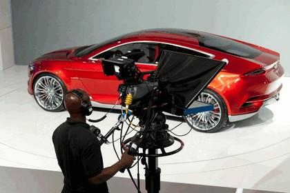 2011 Ford Evos concept 156