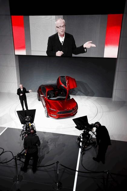 2011 Ford Evos concept 159