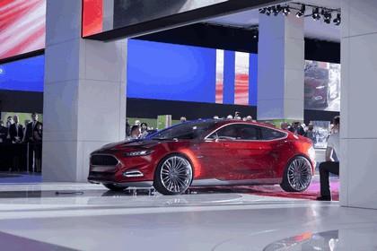 2011 Ford Evos concept 160