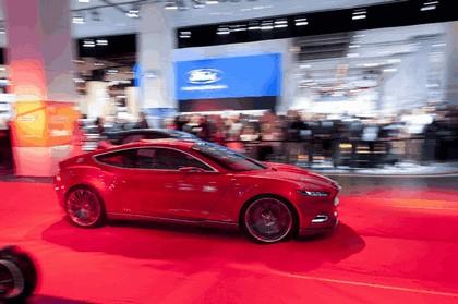 2011 Ford Evos concept 161