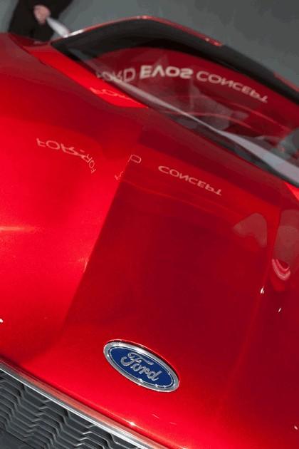 2011 Ford Evos concept 169